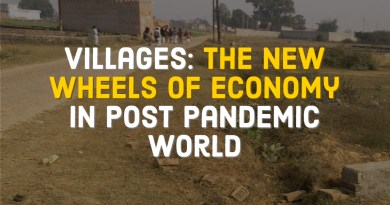 Villages: The New Wheels of Economy in Post-Pandemic World