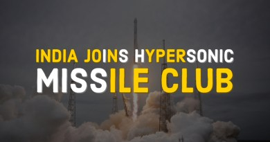 India joins Hypersonic Missile Club
