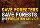 Save Foresters, Save Forests
