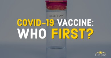 COVID VACCINE - WHO FIRST?