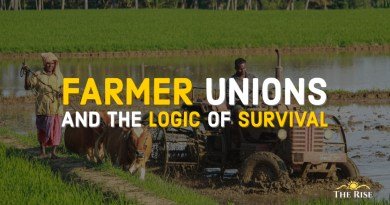 Farmer Unions and the Logic of Survival
