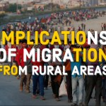 Implications of migration from rural areas
