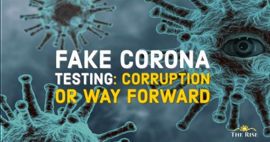 Fake Testing: Corruption or Way forward