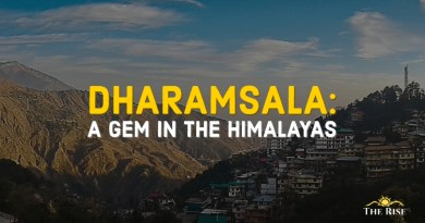 Dharamsala Gem in Himalayas