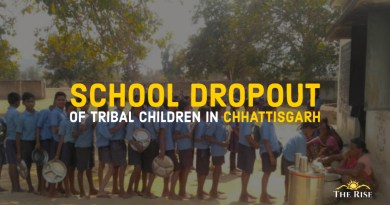 School Dropout of Children in Chattisgarh