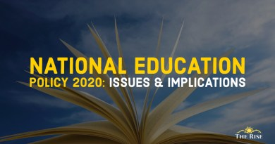 NEP 2020: Issues and Implications