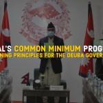 Nepal's Common Minimum Program