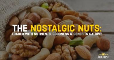 THE NOSTALGIC NUTS