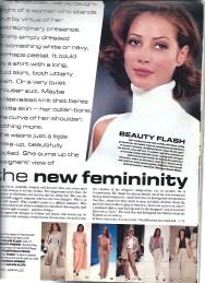 a new femininity