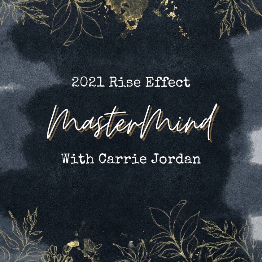 Mastermind with Carrie Jordan