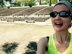 East River Amphitheater -Tiffany