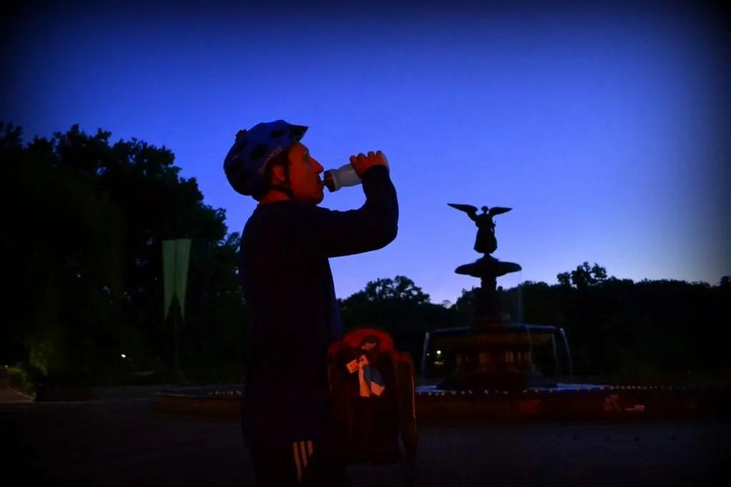 Early Morning Bethesda Fountain