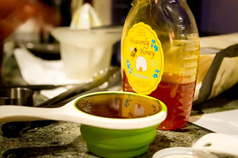 Acadian Mead: Honey