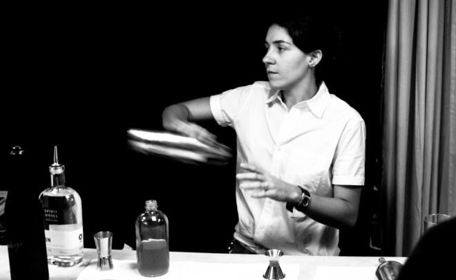 Gin Class -- Melaney Schmidt of the Standard Hotel