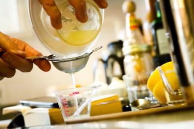 All-White Frappe - Lemon