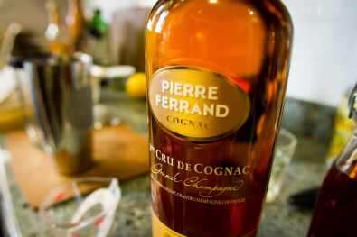 Pierre Ferrand Cognac -- Ambrosia for Two