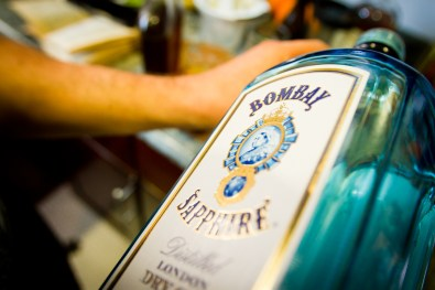 Bombay Sapphire Gin -- Amer Picon Cooler