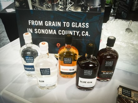 San Francisco Craft Spirits Carnival -- Spirit Works
