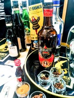 San Francisco Craft Spirits Carnival -- Borghetti Espresso Liqueur