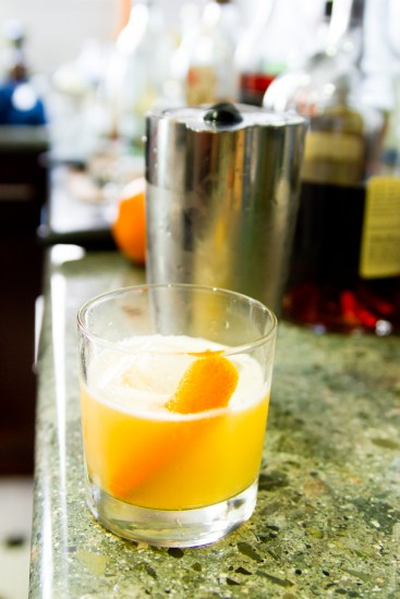 The Alabama Cocktail