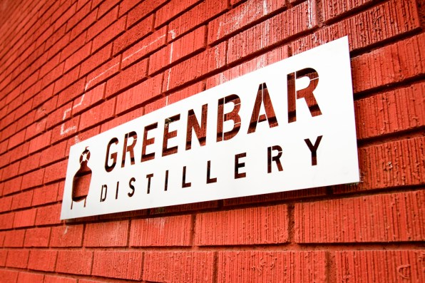 Greenbar Craft Distillery -- Downtown Los Angeles