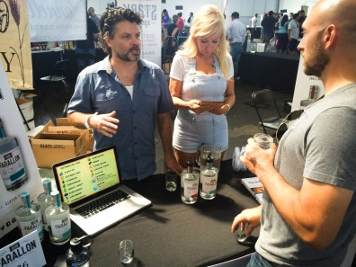 San Francisco Craft Spirits Carnival -- Coastal Spirits