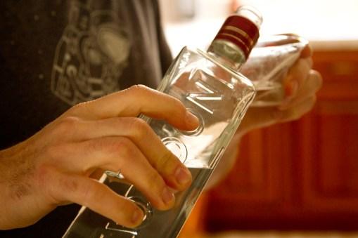 Adios Amigos Cocktail -- Beefeater Gin