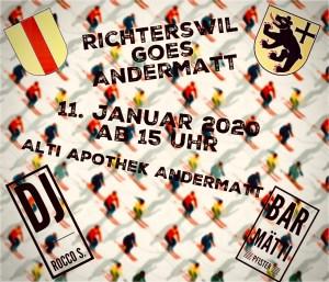 Richterswil goes Andermatt