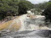 brazil-natural-slide-Lençóis river
