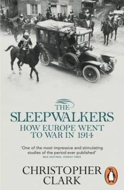 Christopher Clark THE SLEEPWALKERS summer reading