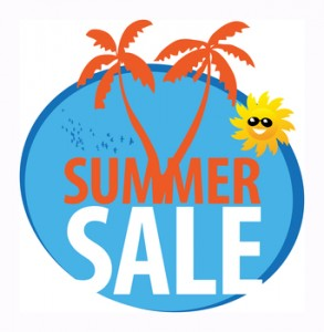 Summer Sale at The River Store