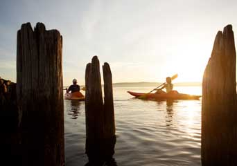 kayak rental traverse city river outfitters