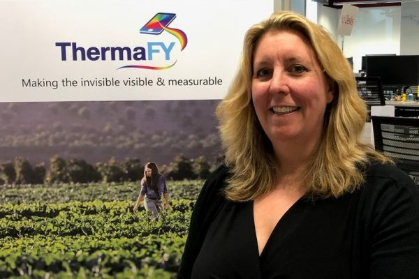 TheramFY founder Amanda Pickford chosen for Microsoft showcase