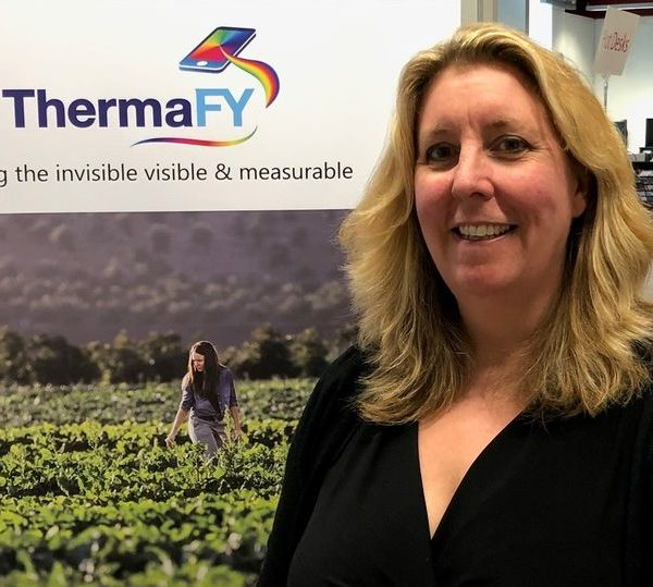TheramFY founder Amanda Pickford chosen for Microsoft showcase