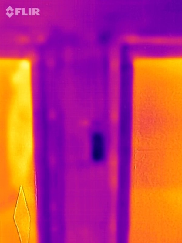 Performance -Thermal Image wood buck vs. ThermalBuck