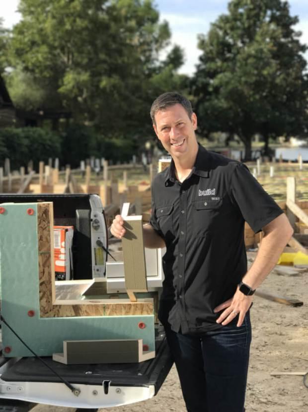 Austin builder Matt Risinger features ThermalBuck on an episode or Risinger Goes Rogue
