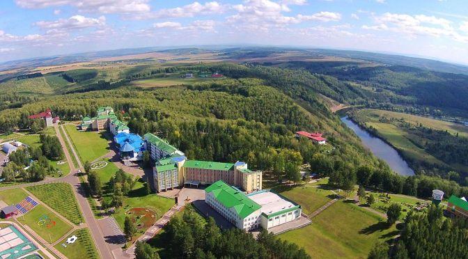 Паротермы горы ЯНГАН-ТАУ («горящая гора»), Т=40-65°С, Башкортостан