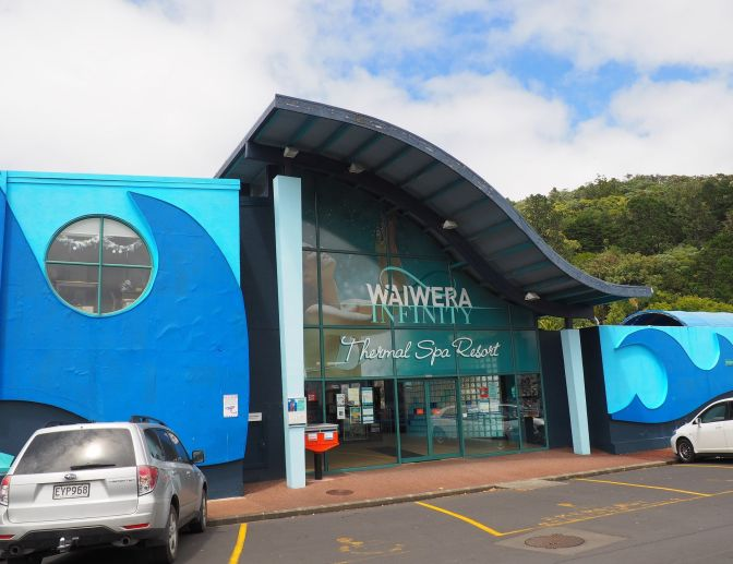 Waiwera Thermal Resort, New Zealand