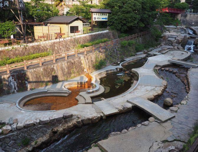 Arima onsen, Japan