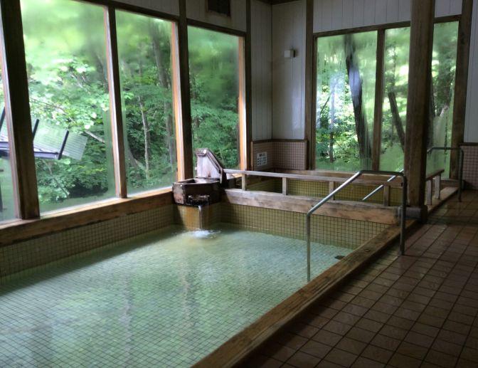 Suzumorinoyu onsen, Japan