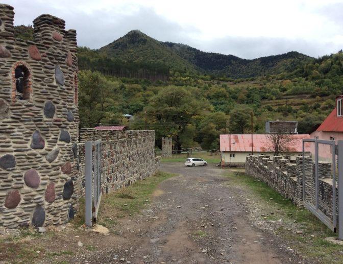 Серные источники Ахалдаба, Грузия