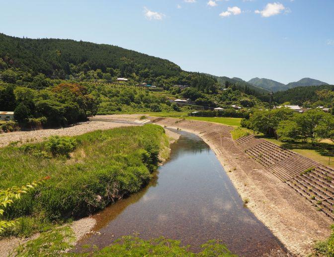 Watarase onsen, Japan
