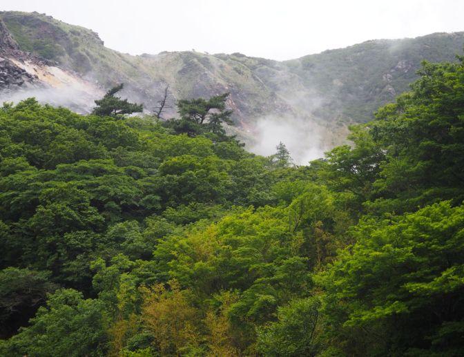Tsukahara Onsen, Japan