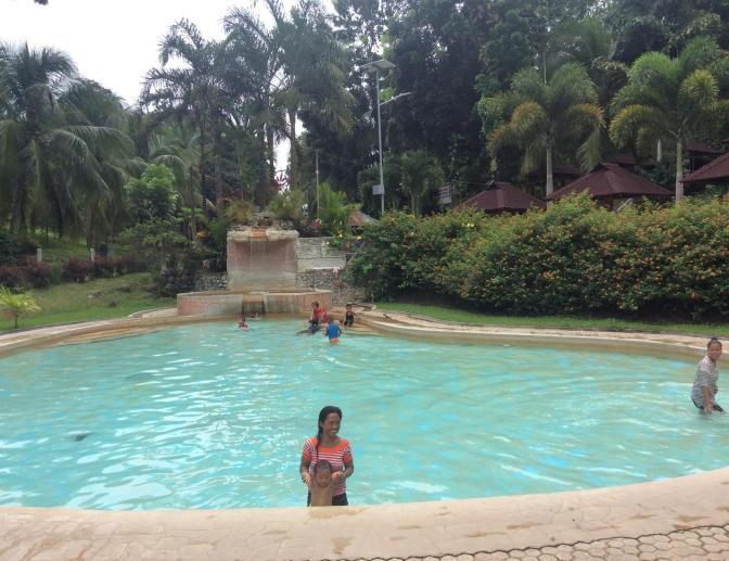 Marguis (Esperanza) hot spring resort, Mindanao, Philippines