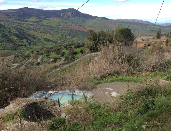 Terme di Sclafani Bagni, Sicilia, Italy