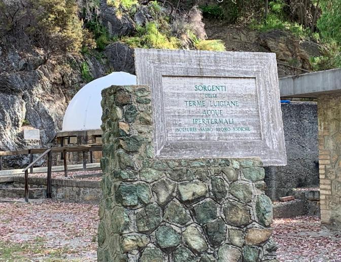 Terme Luigiane, Italy