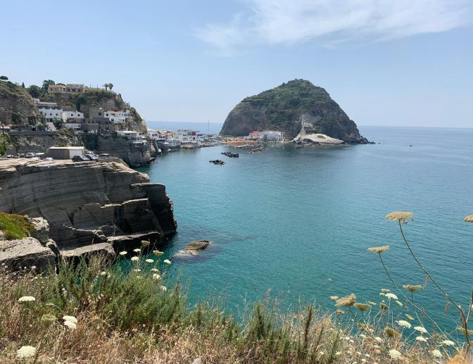 Sant Angelo and Barano, Ischia Island, Italy