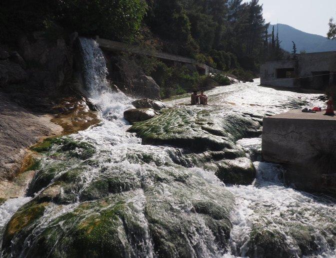 Путешествие по термальным источникам материковой Греции
