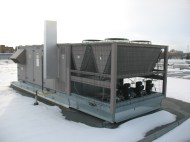 Large Rooftop Unit Service Maintenance and Installation