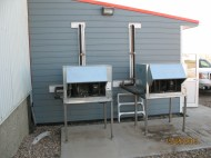 Milk tank Refrigeration